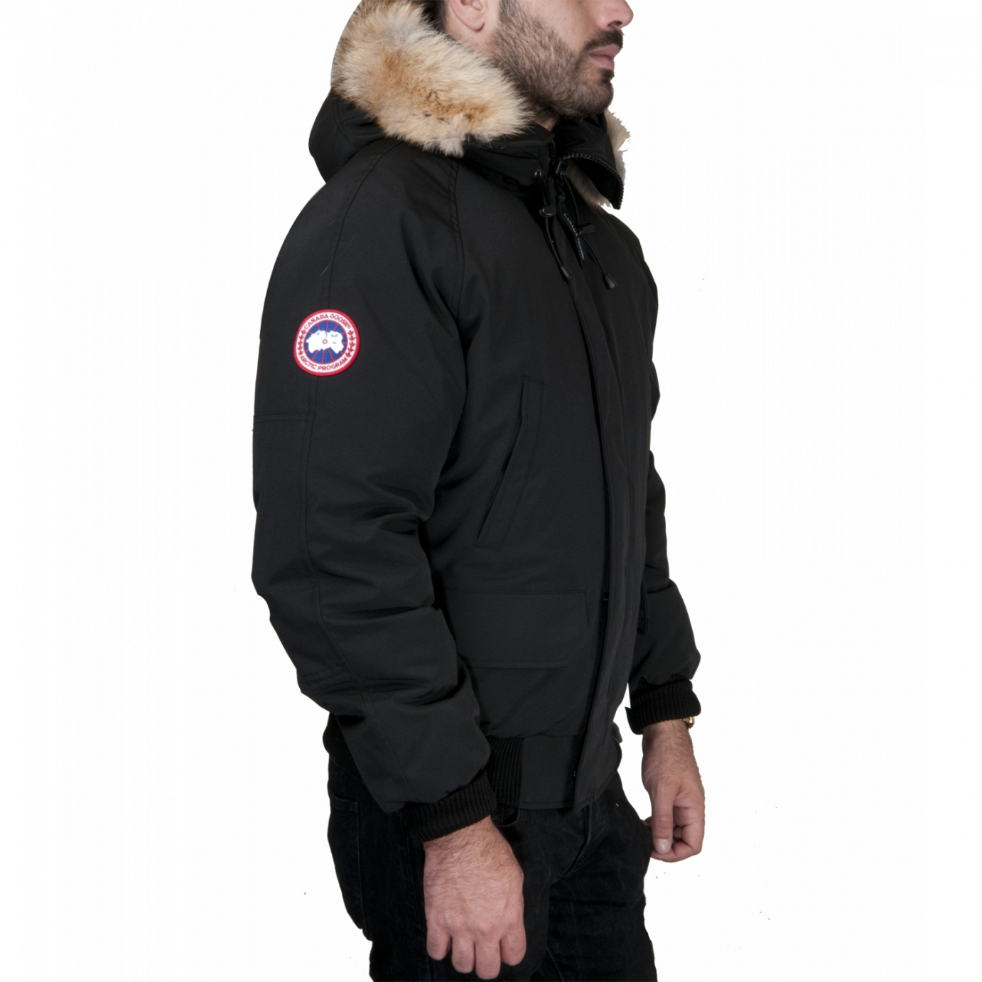jacket homme canada goose