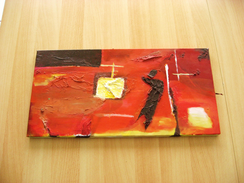 Ventes aux ench res en suisse tableau acrylique 30x60 vendre - Tableaux contemporains acrylique vendre ...