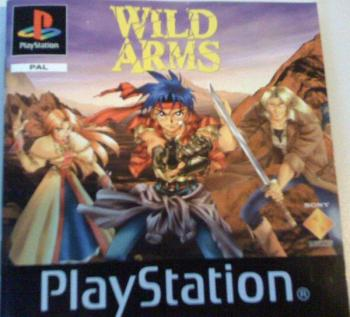 wild arms jeu playstation sony vendre blog ench res en ligne. Black Bedroom Furniture Sets. Home Design Ideas