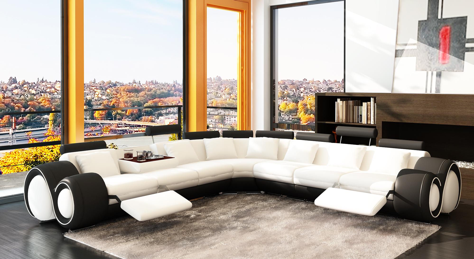 Vip design gmbh luxus ledersofa lexus sur - Luxus ledersofa ...